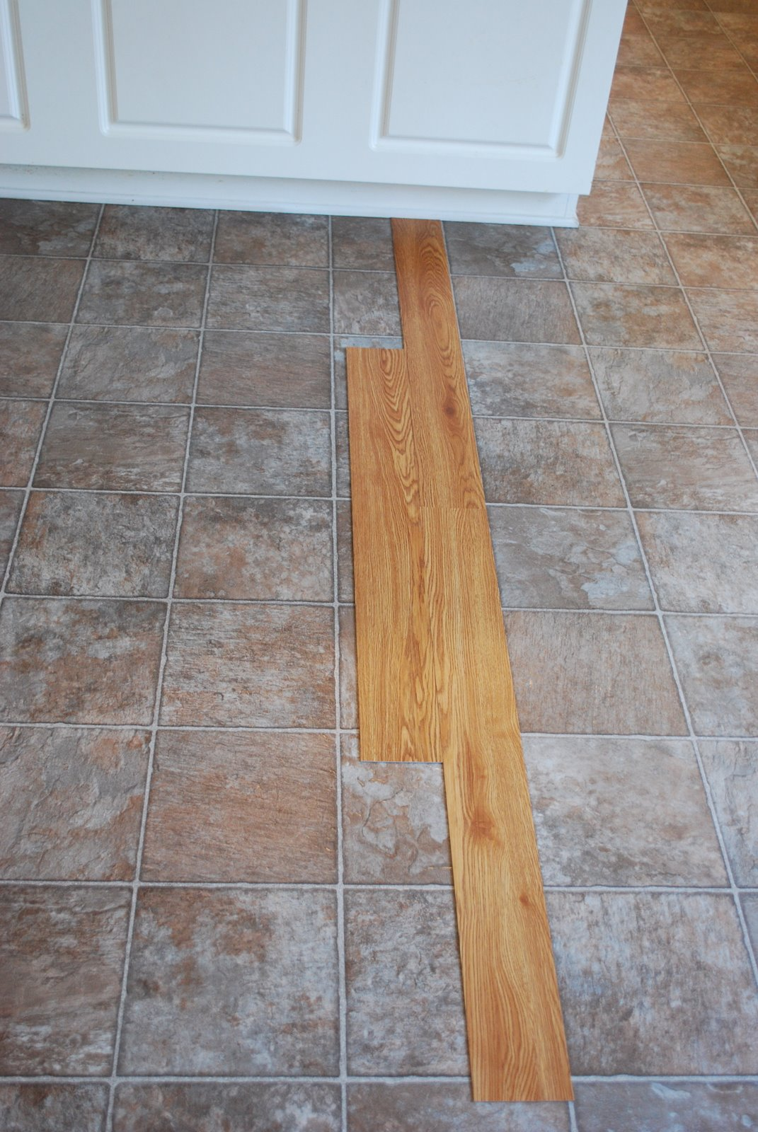 How To Fake Your Wood Floors