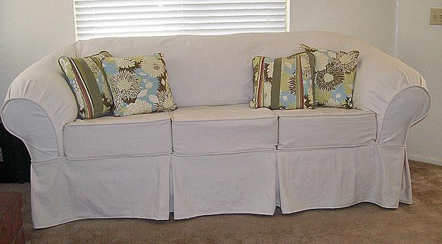 leather sofa slipcover pink polka dot. Black Bedroom Furniture Sets. Home Design Ideas
